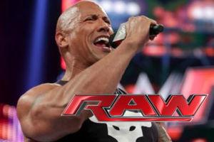 The Rock Raw
