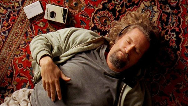 The Big Lebowski Jeff Bridges