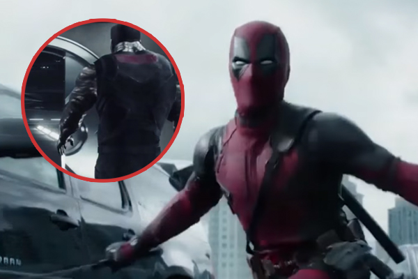 Ryan Reynolds Promotes Deadpool Movie In Moscow