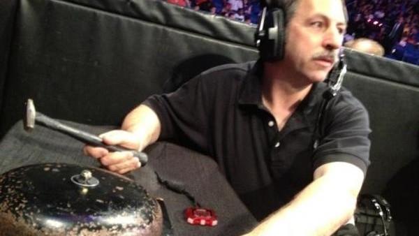 The Sandman WWE