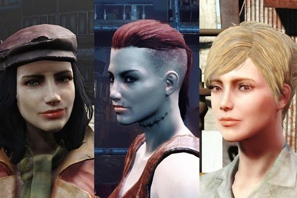 fallout 4 mod makeover