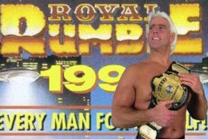 Ric Flair Royal Rumble 1992