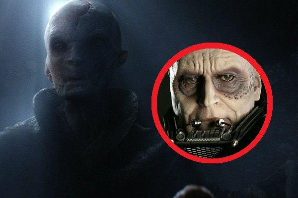 Star Wars: The Force Awakens - 8 Batsh*t Crazy Theories About Supreme Leader Snoke
