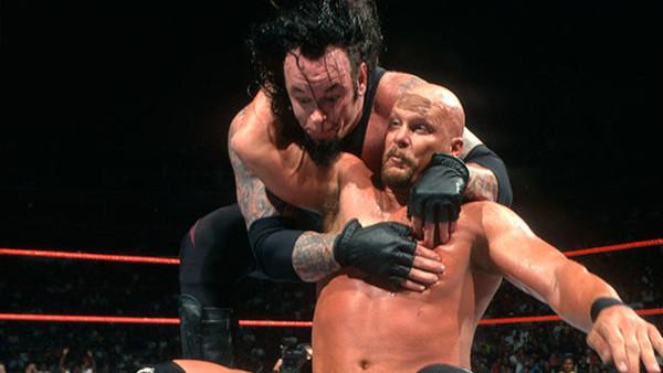 The Undertaker Steve Austin
