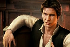 Star Wars Han Solo game