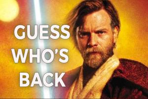 Star Wars Obi Wan Kenobi Back