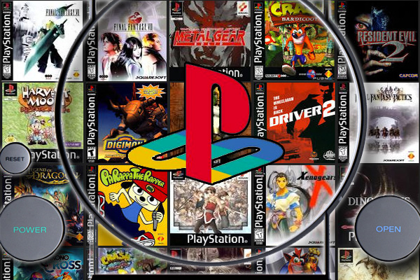 All Playstation 1 Games : Best ps games of all time