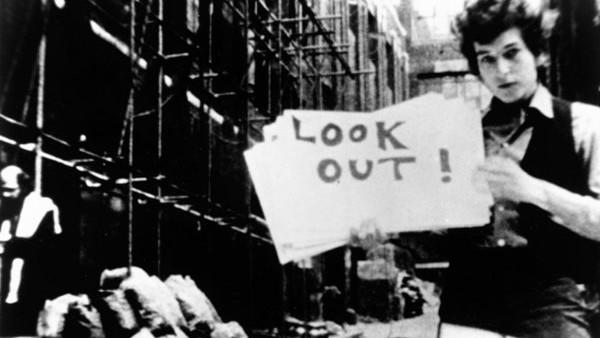Don't Look Back Bob Dylan