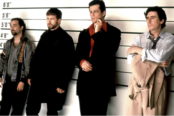 the usual suspects line-up