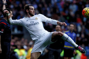 Gareth Bale Real Madrid.