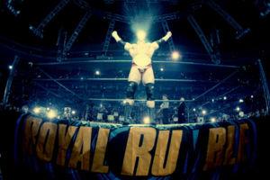triple h royal rumble