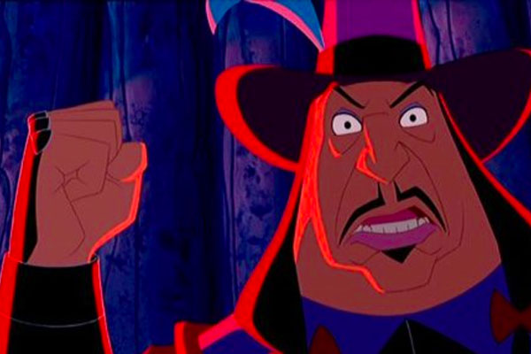 10 Surprisingly Rubbish Animated Movie Villains