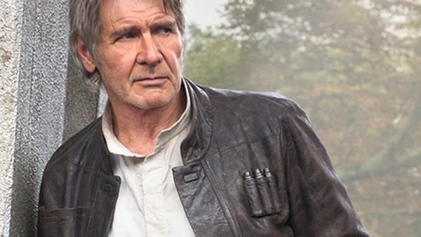 Han Solo Force Awakens Star Wars Harrison Ford