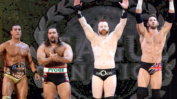 Sheamus Reveals Who Really Created Wwe S League Of Nations Faction