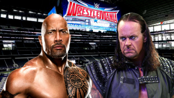 10 Booking Steps For The Rock Vs The Undertaker At WWE WrestleMania 32