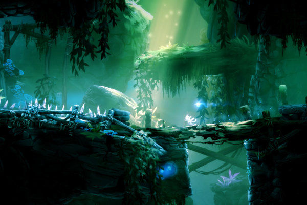 Ori & and the Blind Forest