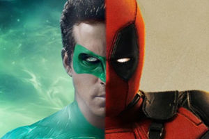 Green Lantern Deadpool Ryan Reynolds