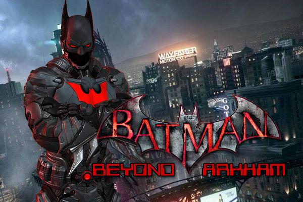 скачать бэтмен 2017 игра на пк