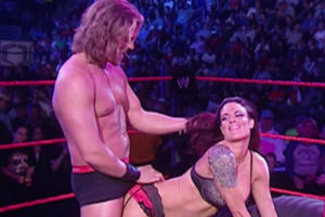 Edge Lita Live Sex Celebration