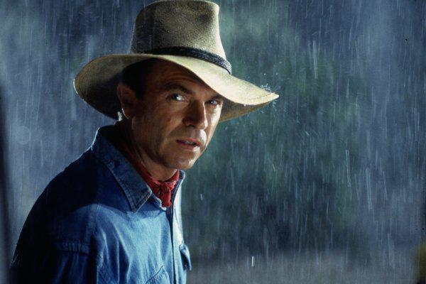 Alan Grant - Jurassic Park