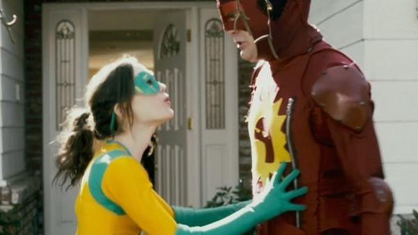 Super Rainn Wilson Ellen Page