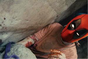 Deadpool 127 Hours