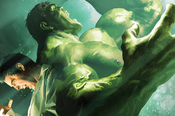 Bruce Banner Hulk