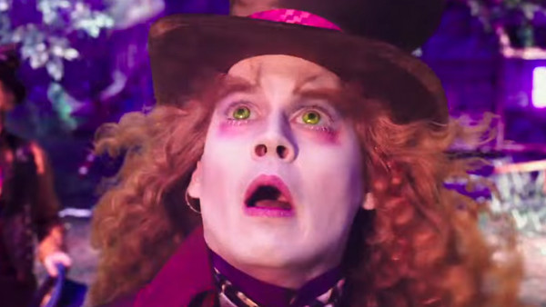 Alice Through The Looking Glass Johnny Depp