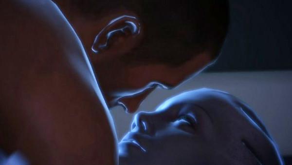 Mass Effect Liara Sex Scene