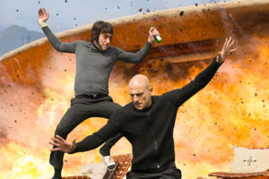 Grimsby Brothers Sacha Baron Cohen Mark Strong
