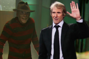 Michael Bay Freddy Krueger