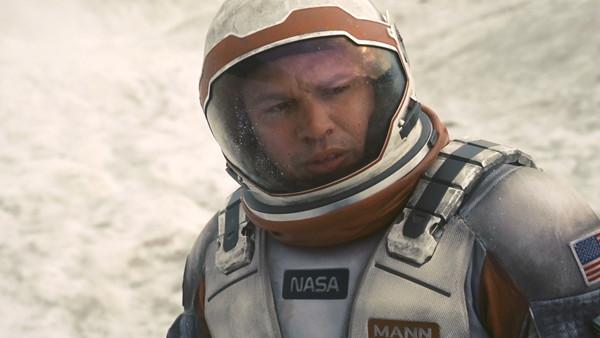 Matt Damon Interstellar