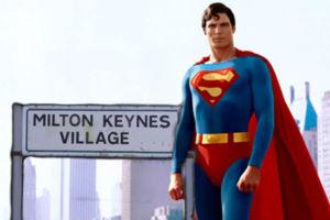 Superman Milton Keynes