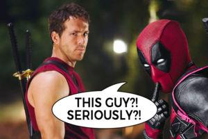 XMen origins Wolverine Deadpool