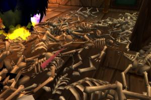 World of Warcraft - Blood Plaque
