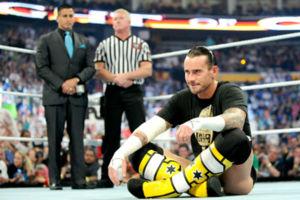 CM Punk Night of Champions 2011