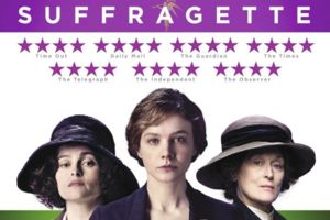 Suffragette Blu-ray