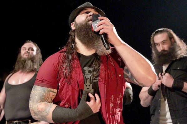 Bray Wyatt Braun Strowman Luke Harper
