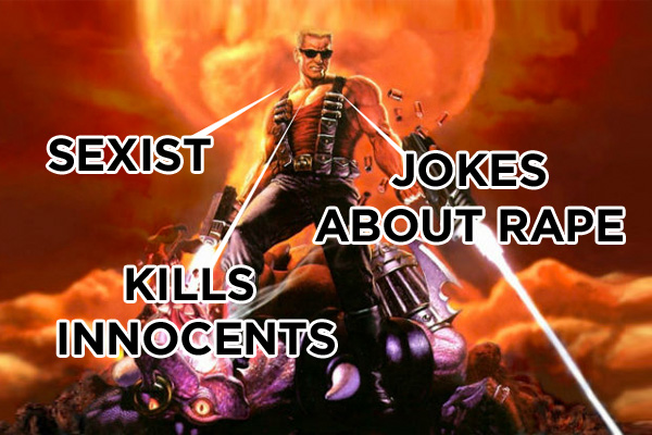 10 Most Offensive Moments In Duke Nukem History