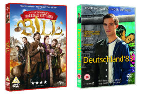 Bill and Deutschland 83 DVD