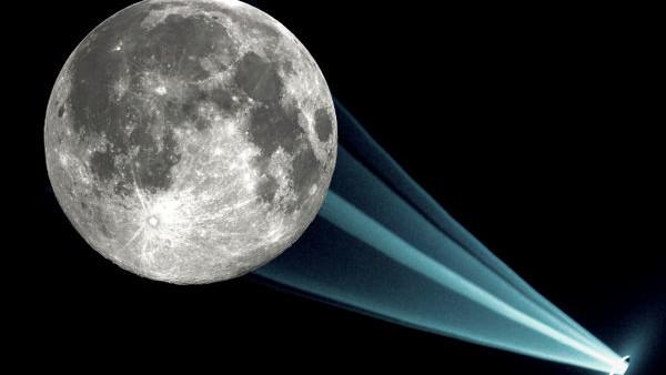 moon hologram
