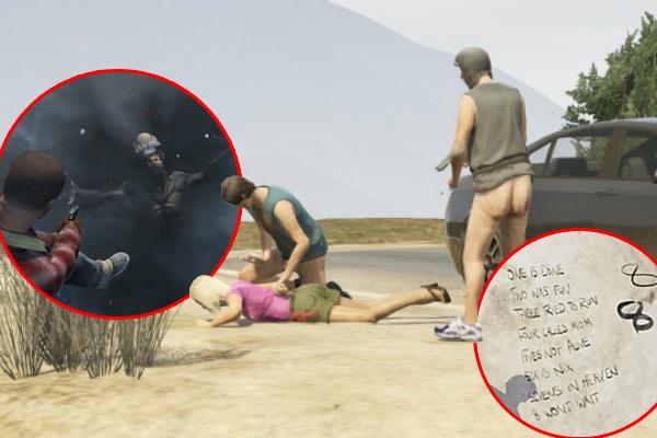 GTA V: 8 Disturbing Locations & Secrets You Totally Missed