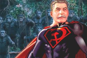 Super Stalin Ape Men