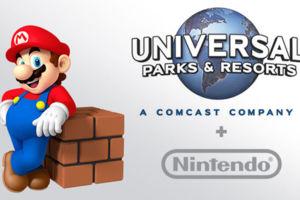 Universal Resort Nintendo