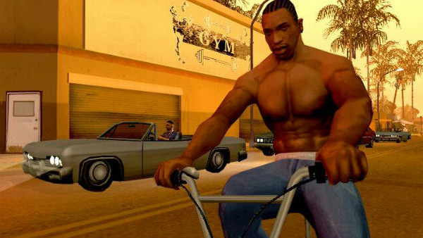 Grand Theft Auto: San Andreas - CJ