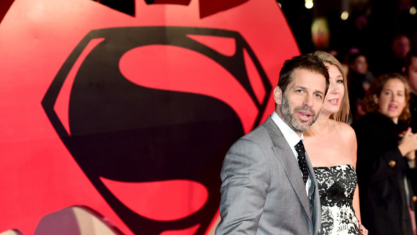 Zack Snyder and Deborah Snyder attending the Batman v Superman: Dawn Of Justice European Premiere, at the Odeon and Empire Leicester Square, London. PRESS ASSOCIATION Photo. Picture date: Tuesday March 22, 2016. See PA Story SHOWBIZ Batman. Photo credit s