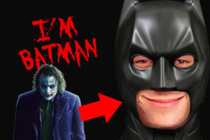 Heath Ledger Joker Batman