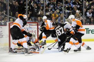 NHL: NOV 13 Flyers at Penguins