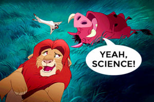 Lion King Science