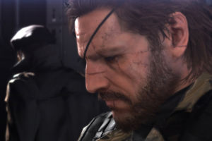 metal gear solid  V 5 phantom pain snake